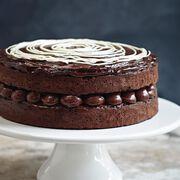 Dizzy Praline Cake Recipe, , hi-res