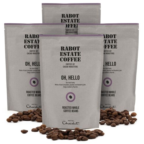 Oh Hello Whole Roasted Coffee Beans 900g, , hi-res