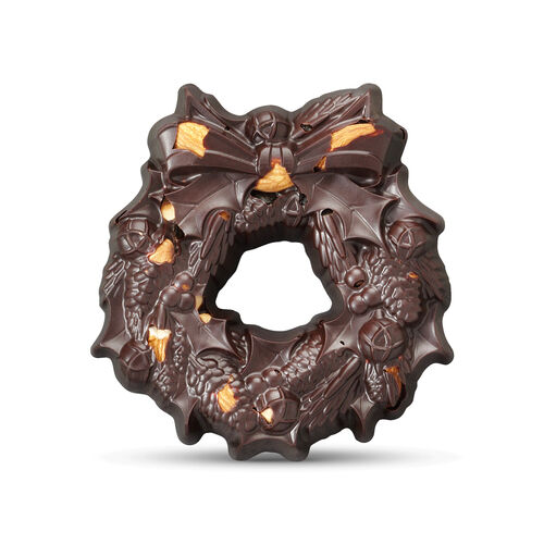 The Chocolate Christmas Wreath – Rare & Vintage, , hi-res