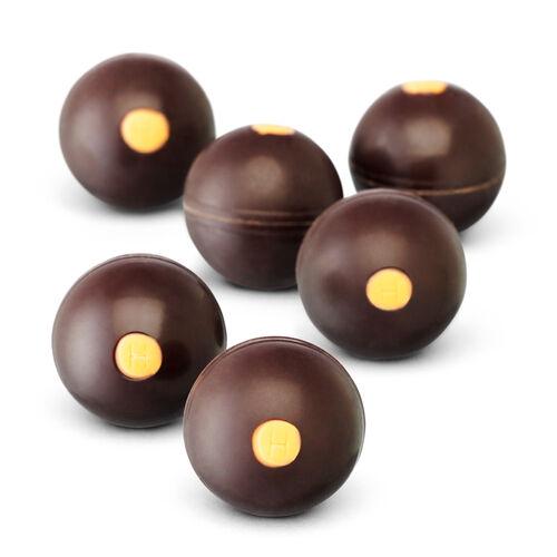 Dark Chocolate Rum Truffles Selector, , hi-res