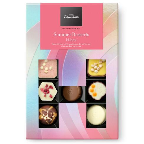 Summer Desserts H-box, , hi-res
