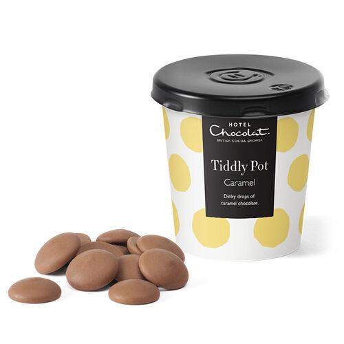 Caramel Chocolate Buttons Tiddly Pot, , hi-res