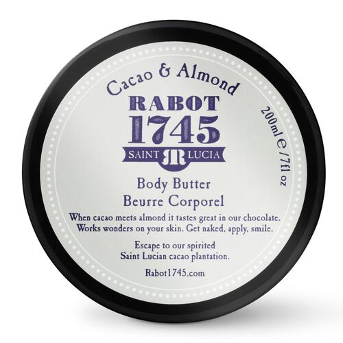 Cacao and Almond Body Butter