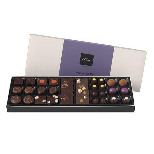 The Dark Chocolate Box Sleekster