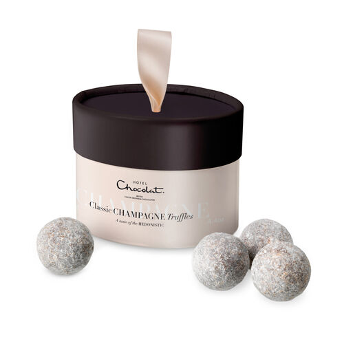 Classic Champagne Truffles, Small, hi-res