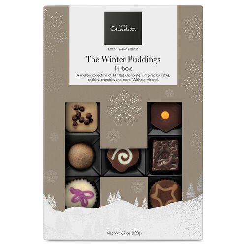 The Winter Puddings H-box, , hi-res