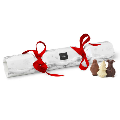 Table Chocolate Christmas Cracker, , hi-res