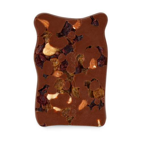 Fruit & Nut Chocolate Slab Selector