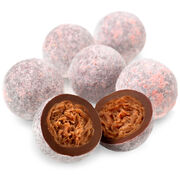 180 Mini Pink Champagne Truffles – Ugly But Good, , hi-res