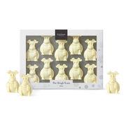 The Sleigh Team - White Chocolate Reindeers, , hi-res