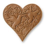 The Precious Heart – Salted Caramel Chocolate, , hi-res