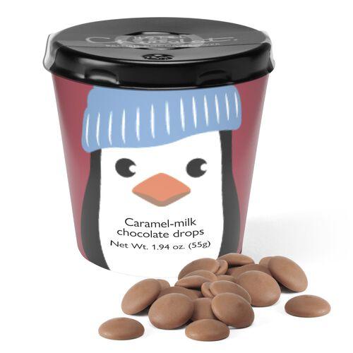 Penguin Tiddly Pot - Caramel Chocolate, , hi-res