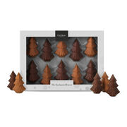 Enchanted Forest- Chocolate Christmas Trees, , hi-res