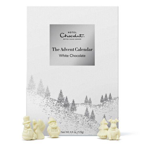 The Advent Calendar White, , hi-res