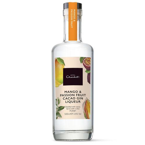 Mango & Passion Fruit Gin 500ml, , hi-res