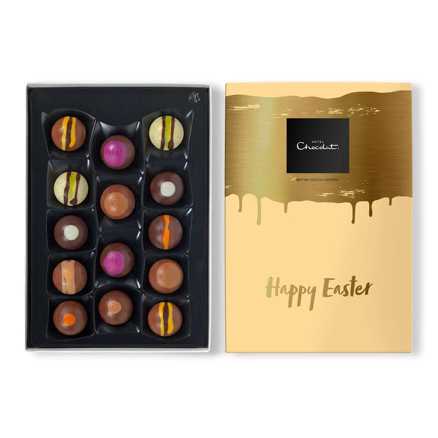 The Easter Tipsy Truffles H-Box, , hi-res