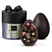 Extra-Thick Dark Chocolate Easter Egg, , hi-res