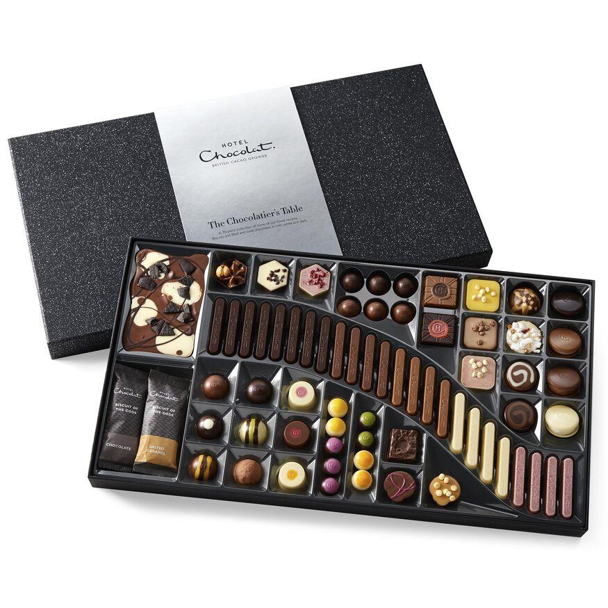 The Chocolatier's Table , , hi-res