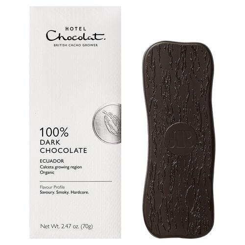 Ecuador 100% Dark Chocolate, , hi-res