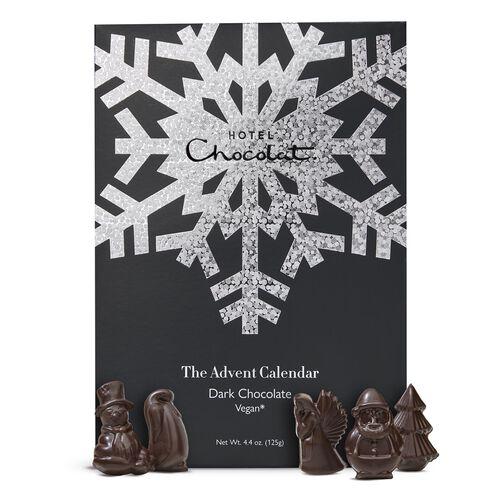 Dark Chocolate Advent Calendar, , hi-res