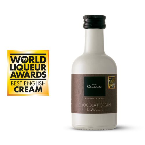 Small Chocolat Cream Liqueur, , hi-res