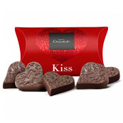 Kiss - Milk Chocolate Hearts, , hi-res