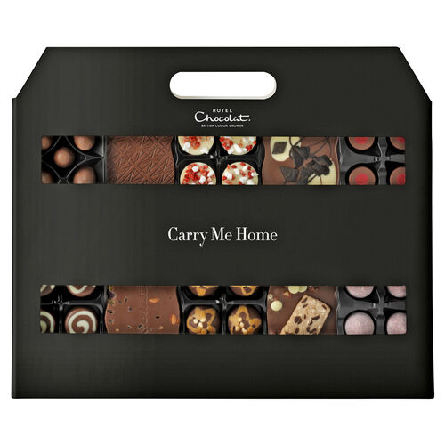 Sharing Chocolate Carry Me Home Hotel Chocolat