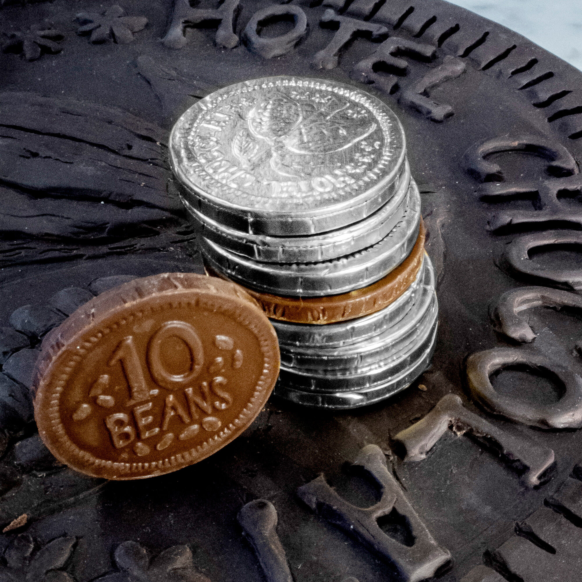 HTML Coin description