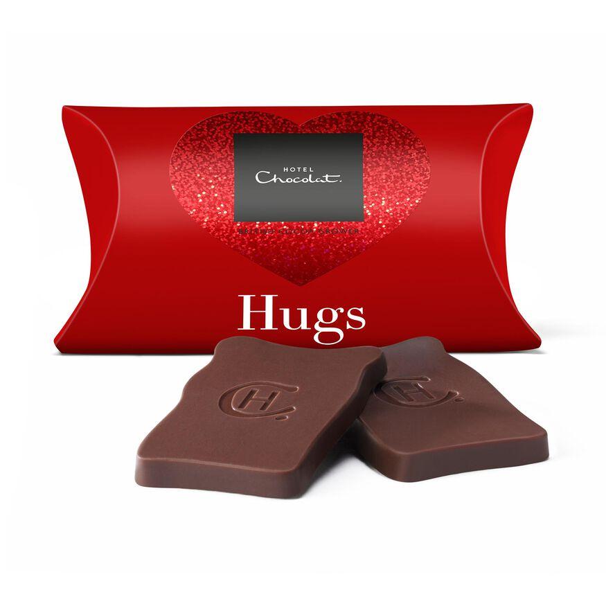 Hugs – Milk Chocolates, , hi-res