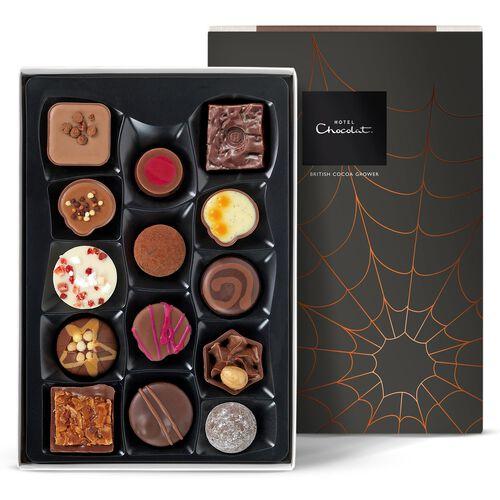 The Halloween Everything H-Box of Chocolates