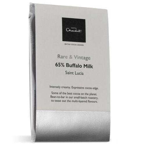 65% Buffalo Milk Saint Lucia Chocolate – Rare & Vintage Chocolate, , hi-res