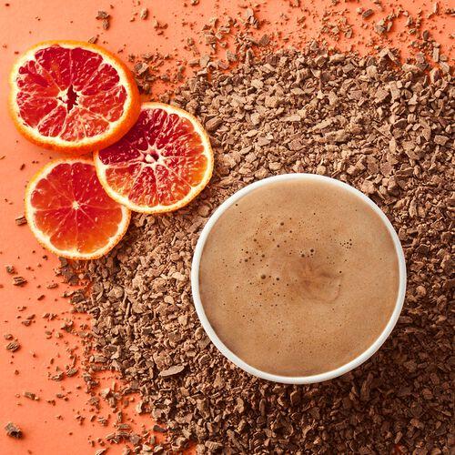 Orange Supermilk Hot Chocolate – Single-Serves , , hi-res