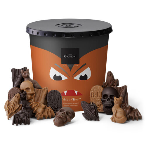 Trick or Treat? Chocolate