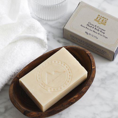 Cacao & Coconut Soap 90g, , hi-res