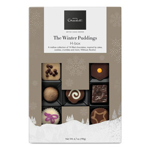 The Winter Puddings H-box, , hi-res