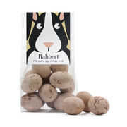 Rabbert Speckled Mini Chocolate Eggs, , hi-res