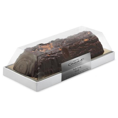 Yule Log - Dark Chocolate, , hi-res