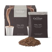 Milky 50% Hot Chocolat - Single Serves, , hi-res