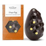 Ginger Dark Chocolate Easter Egg 220g, , hi-res