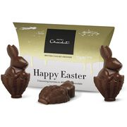Happy Easter Pillow Pack - Chocolate Bunnies, , hi-res