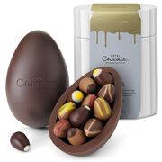Extra Thick Milk Chocolate Easter Egg, , hi-res