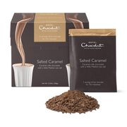 Salted Caramel Hot Chocolate Sachets, , hi-res