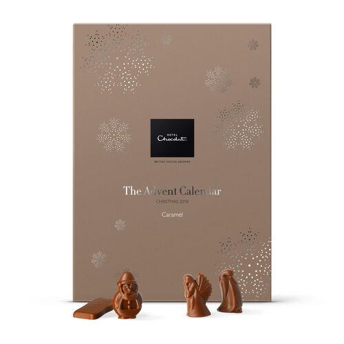 The Advent Calendar – Caramel Chocolate, , hi-res