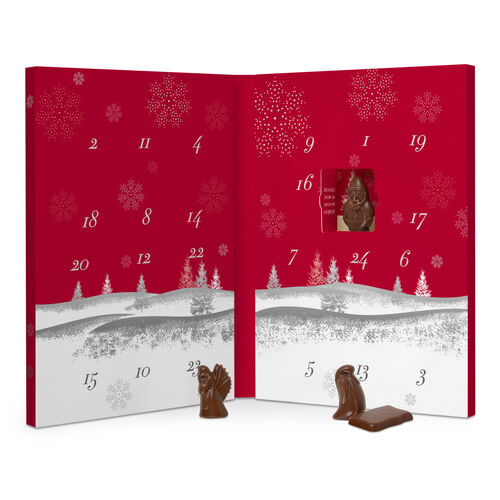 The Milk Chocolate Advent Calendar, , hi-res