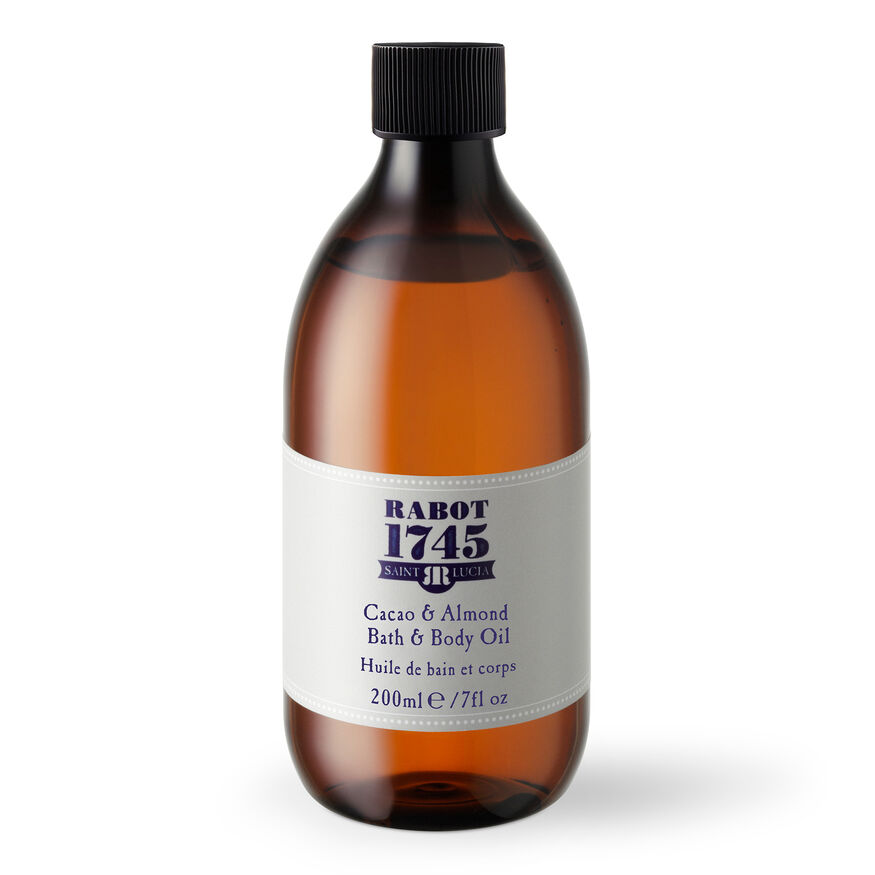 Cacao & Almond Bath & Body Oil, , hi-res