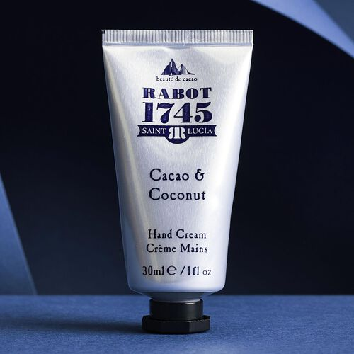 Cacao and Coconut Hand Cream 30ml, , hi-res