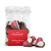 Melting Valentine Hearts – Milk Chocolate, , hi-res