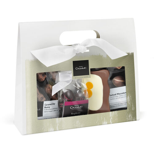 Easter gift bag from hotel chocolat easter gift bag hi res negle Images