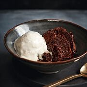 Bread and Chocolate Pudding Recipe, , hi-res