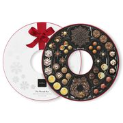 The Chocolate Wreath Box, , hi-res
